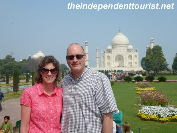 The Taj Mahal is only one of many incredible sights in India.
