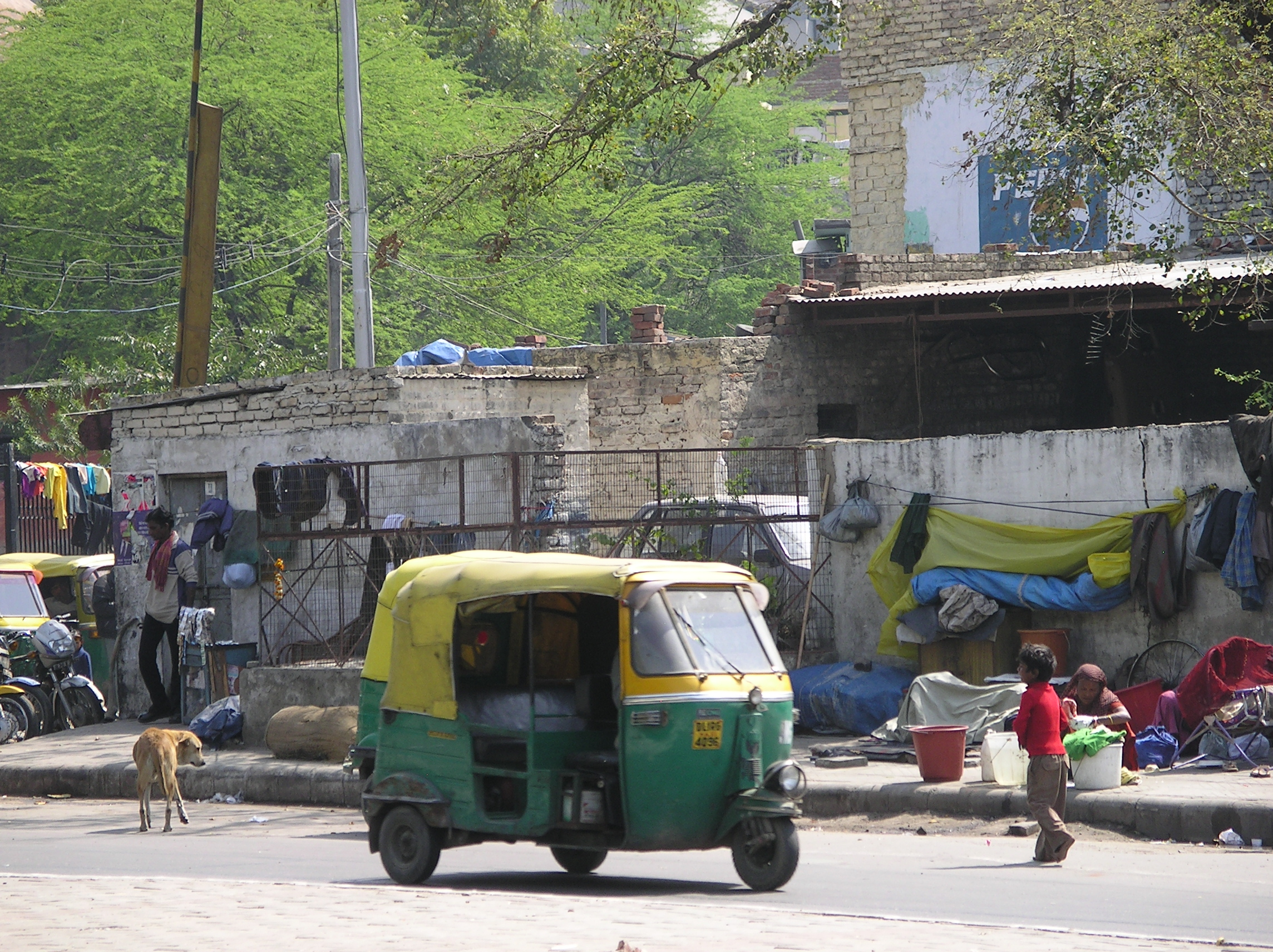 auto rickshaw and foreign tourist Natwar and i are sharing an auto-rickshaw from the gautam budh nagar   programmes for foreign students to help them mix with the locals  has been  getting its fair share of tragedy tourism since monday evening people.