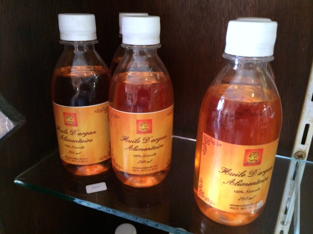 Argan oil for sale - used for a number of skin and hair applications.