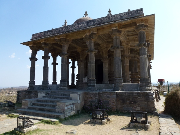 The Hindu Neelkanth Mahadev Temple, built in 1458.