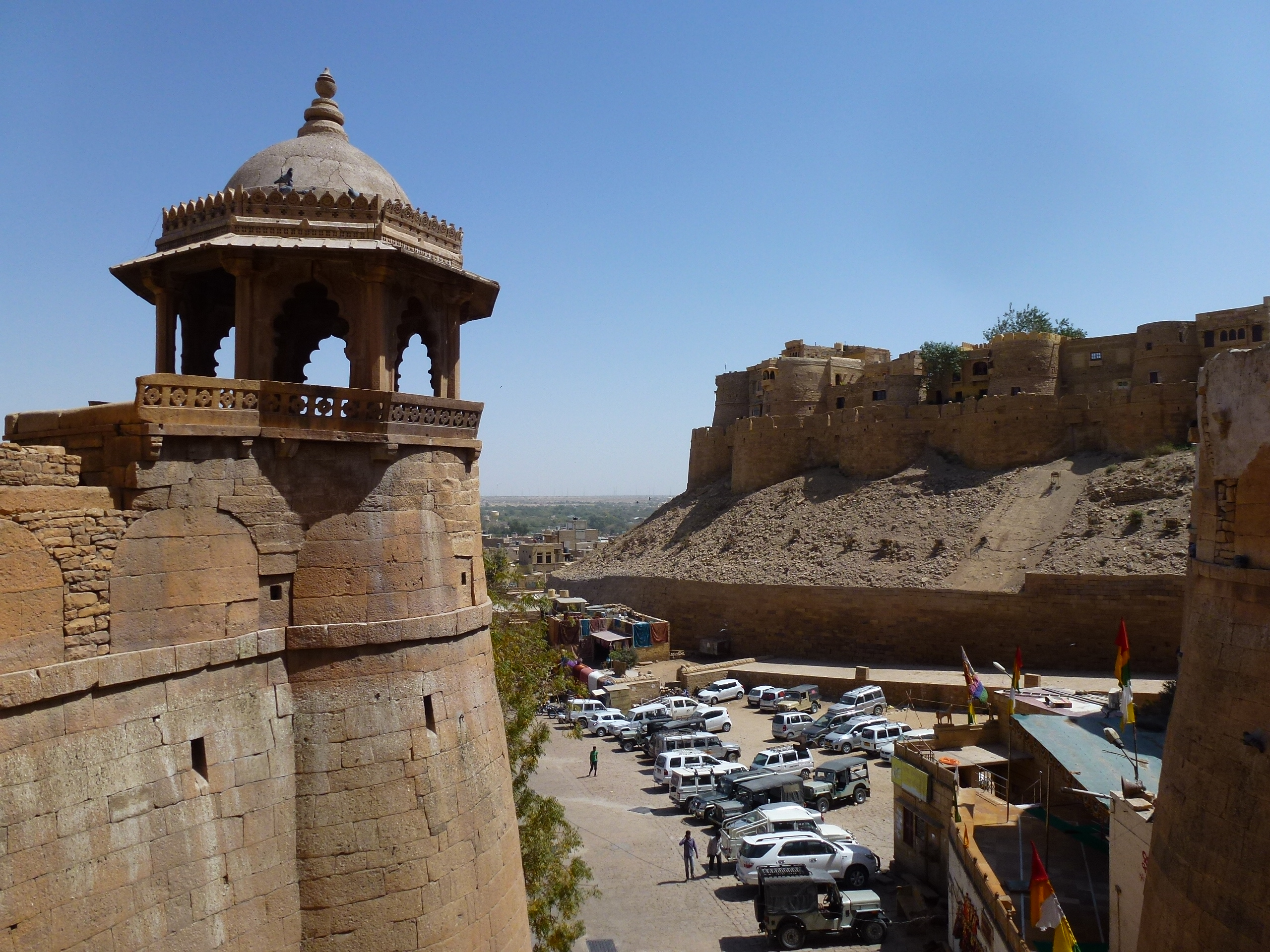 Jaisalmer India  city pictures gallery : Jaisalmer India | The Independent Tourist