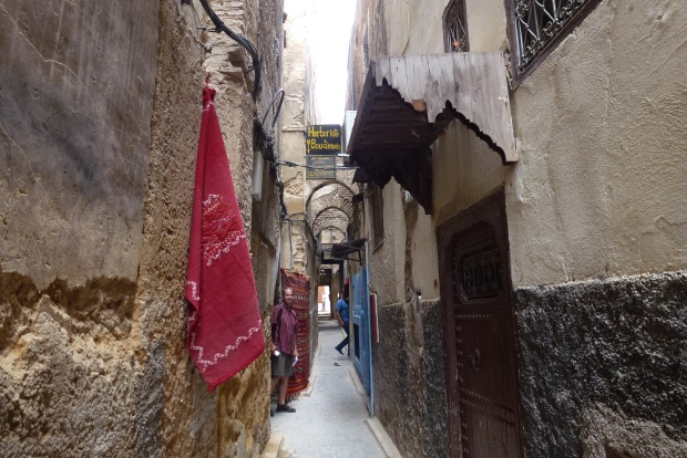 Another alleyway in the Medina.