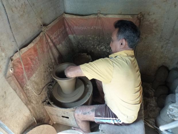 Mumbai_Dharavi Slum (Pottery) (4)