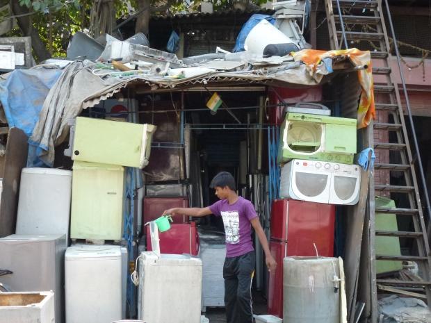 Mumbai_Dharavi Slum (Recycling) (22)