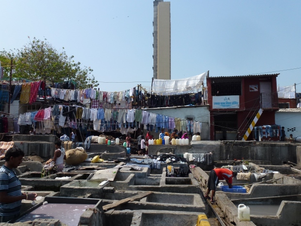 Mumbai_Dhobi Ghat (clothes washing) (5)