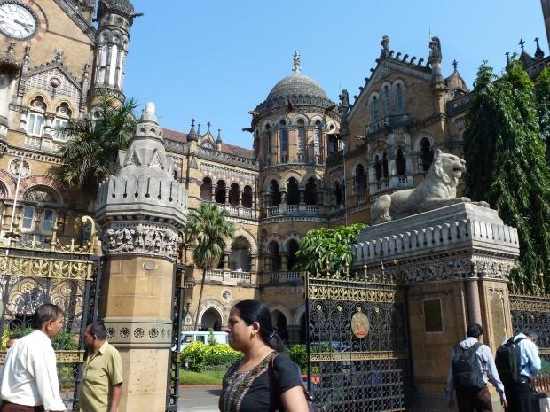 Mumbai_Victoria Terminus (3)
