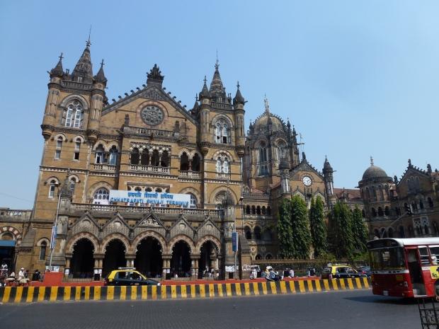 Mumbai_Victoria Terminus (7)