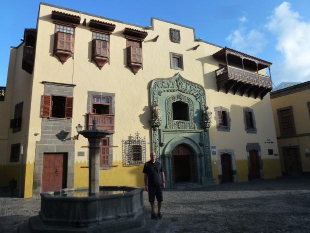 Las Palmas Casa de Colon (19)