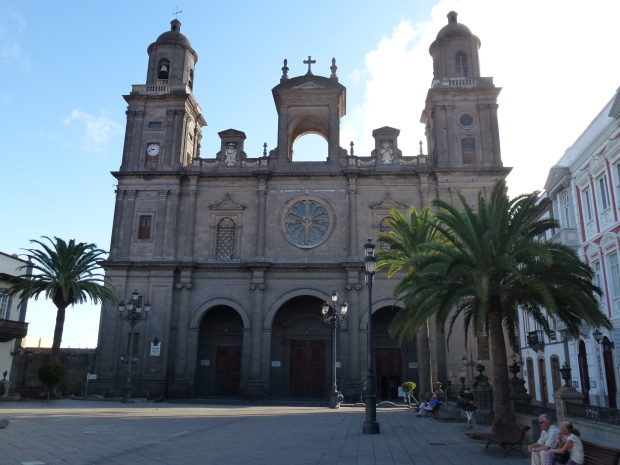 Las Palmas Catedral de Santa Ana (14)