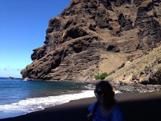Tenerife Los Gigantes Masca Beach (2)