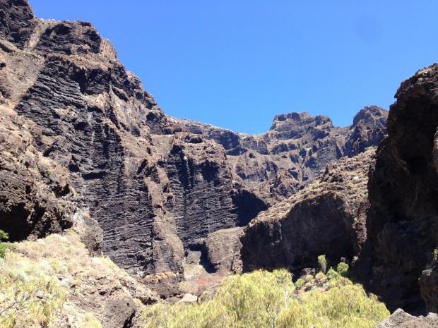 Tenerife Los Gigantes Masca Canyon