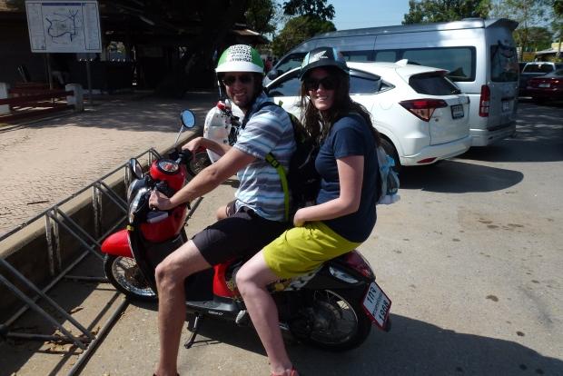 Ayutthaya Mopeds