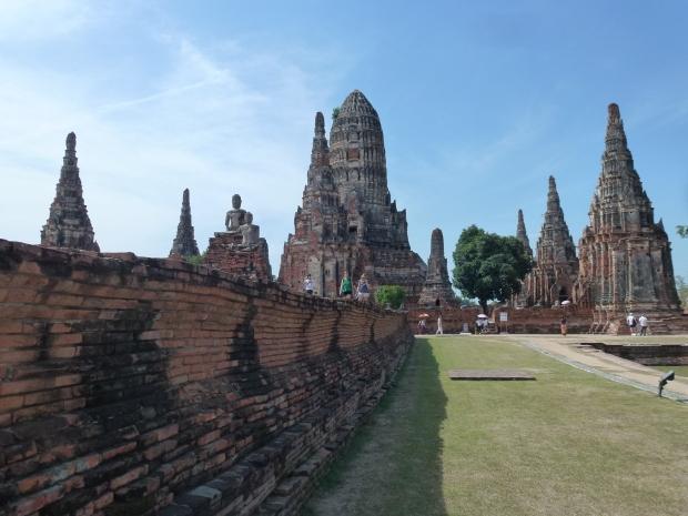 Ayutthaya Wat Chaiwatthanaram (13)