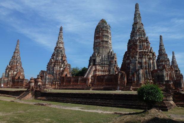 Ayutthaya Wat Chaiwatthanaram (4)