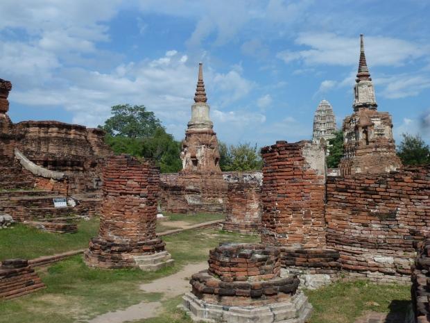 Ayutthaya Wat Maha That (5)
