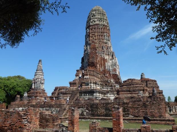 Ayutthaya Wat Phra Ram (8)