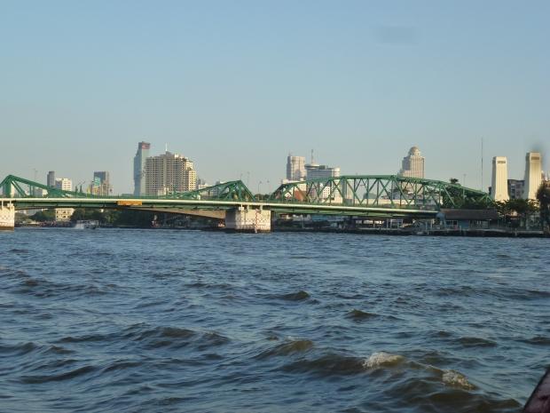 Bangkok Chaophraya River (10)