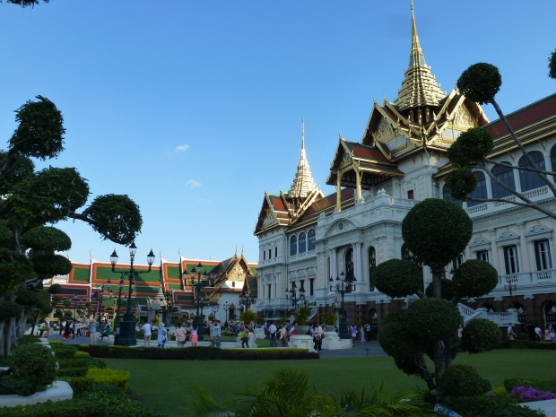 Bangkok Royal Palace  (34)