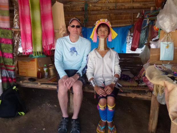 Chiang Mai Long Neck Karen Tribe (7)