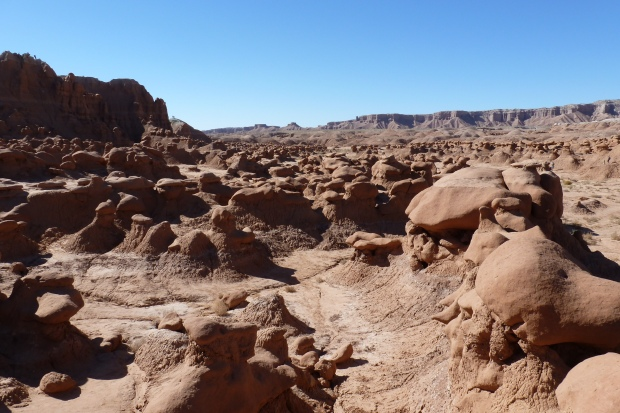 Hoodoos Goblin Valley
