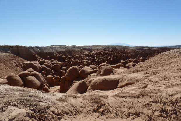 Goblin Valley Overlook