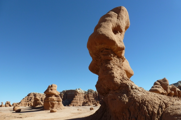 Hoodoo Goblin Valley