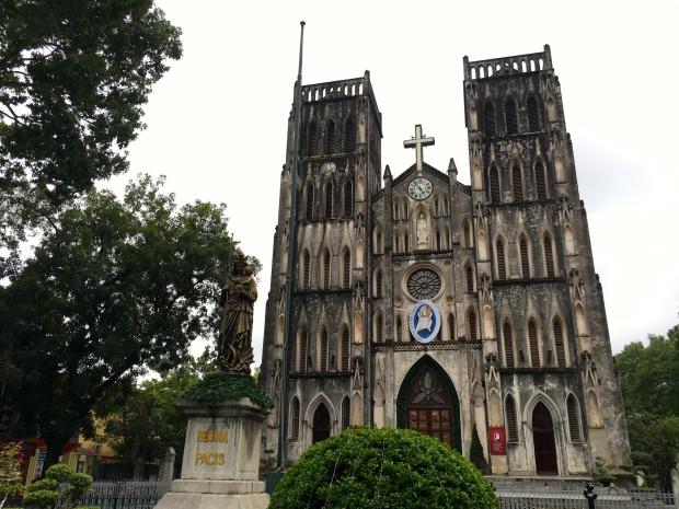 St. Joseph's Cathedral, Old Quarter, Hanoi, Vietnam