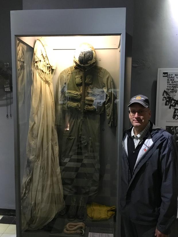 John McCain, Hoa Lo Prison, Hanoi, Vietnam.