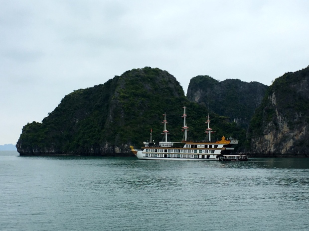 Ha Long Bay Cruise, Vietnam.