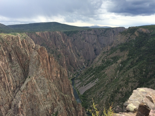 Gunnison Route, Black Canyon