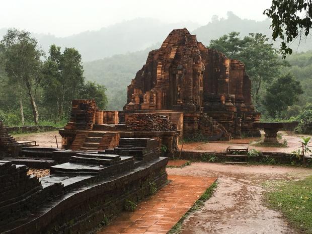 My Son Ruins, Hoi An, Vietnam