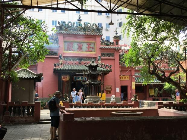 Jade Pagoda, Saigon