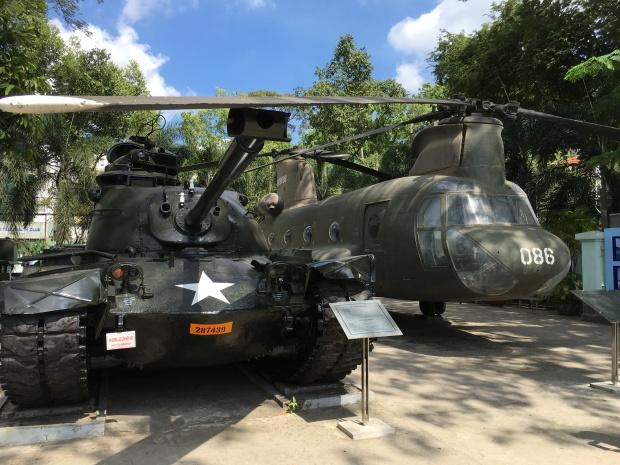 War Museum, Saigon