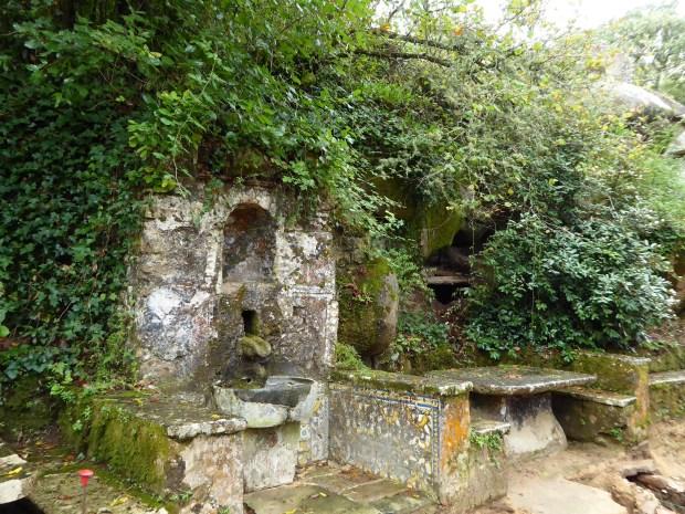 Convento dos Capuchos, Sintra, Portugal