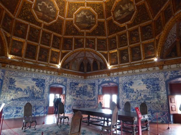 Palacio de Sintra, Portugal