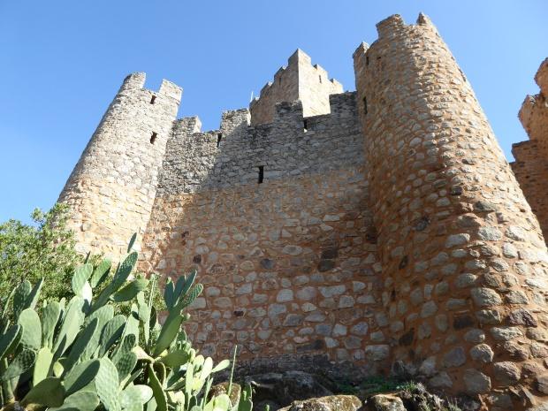 Almourol Castle, Portugal.