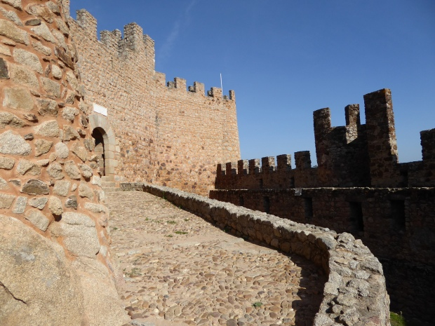 Almourol Castle, Portugal