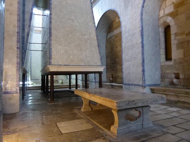 Alcobaca Monastery Kitchen2
