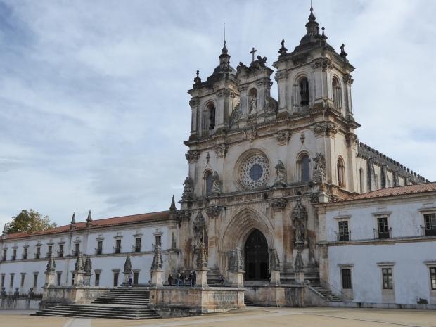 Alcobaça monastery, Portugal.