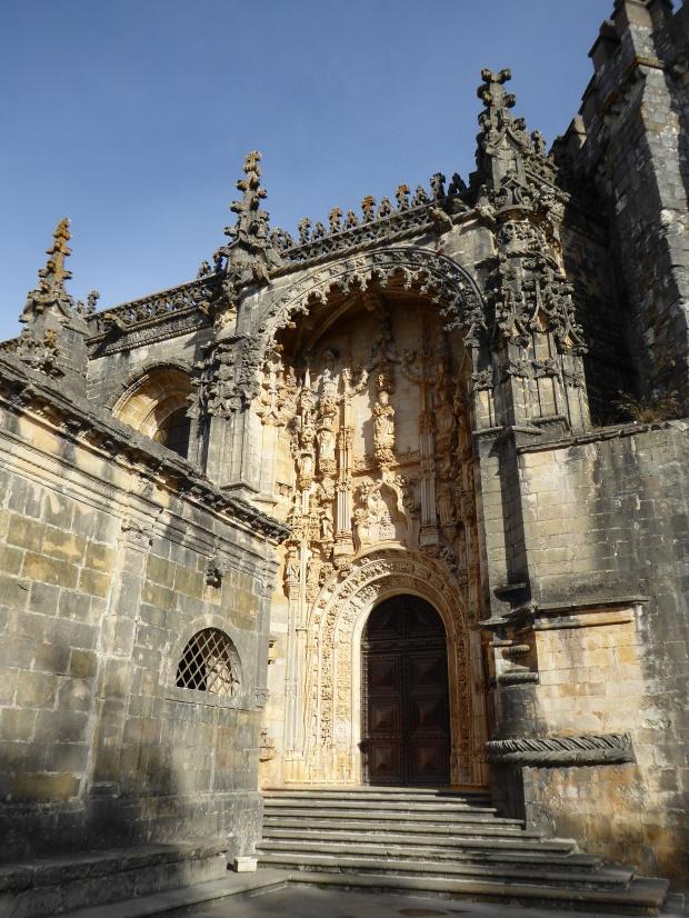 Convento de Cristo, Tomar.