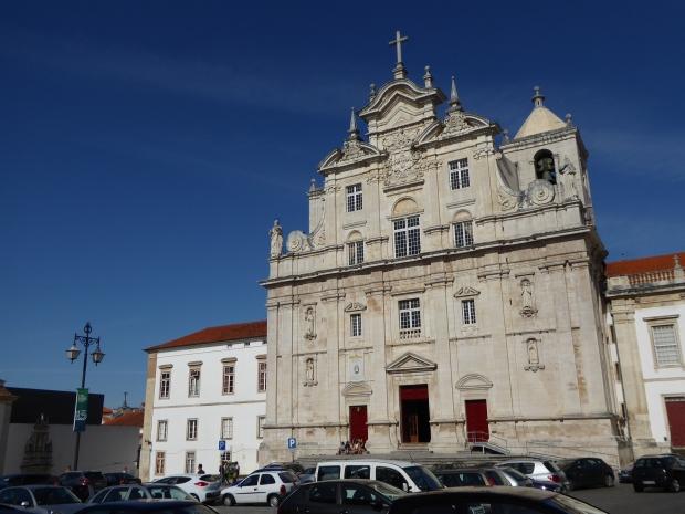 Sé Nova Cathedral, Coimbra, Portugal