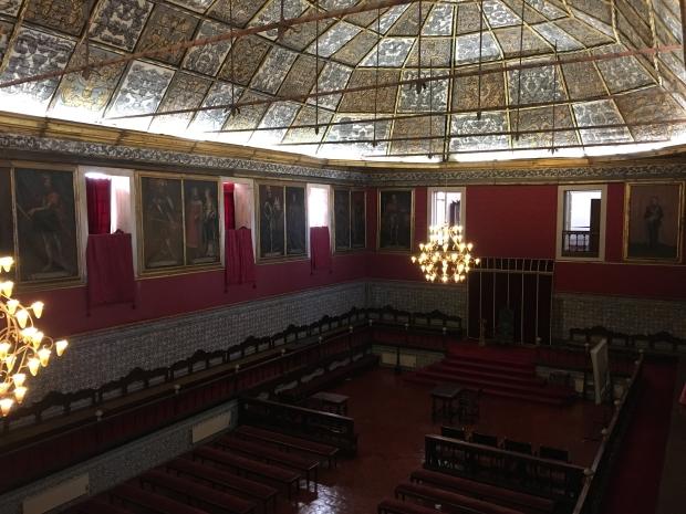 Alcaçova Palace, Coimbra, Portugal