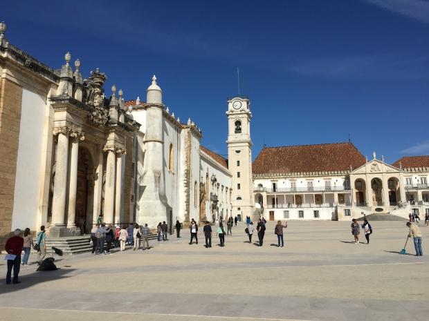 Alcáçova Palace, Coimbra, Portugal