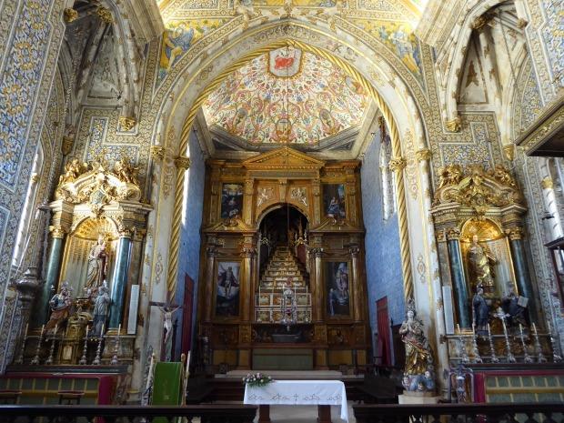 São Miguel Chapel, Coimbra, Portugal