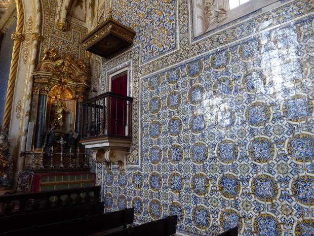 Sao Miguel Chapel, Coimbra University, Coimbra, Portugal