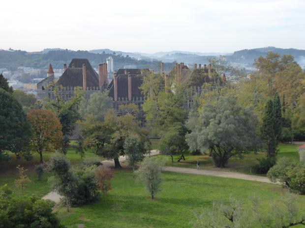 Guimarães Castle, Portugal.