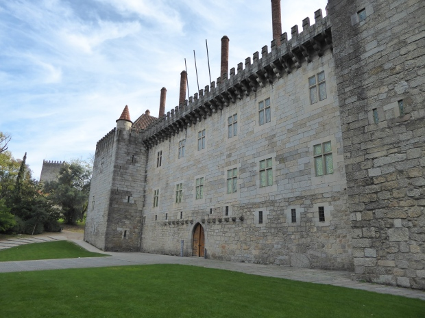 Ducal Palace of Branganza, Guimaraes, Portugal