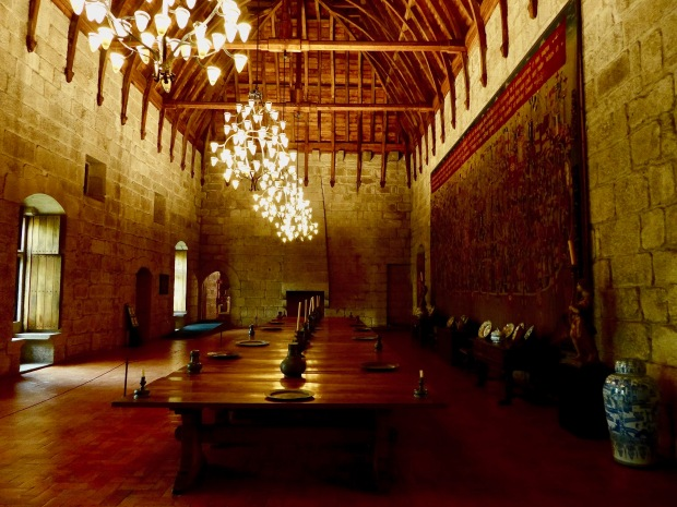 Ducal Palace of Braganza, Guimaraes, Portugal