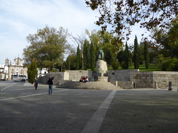 Guimarães, Portugal.
