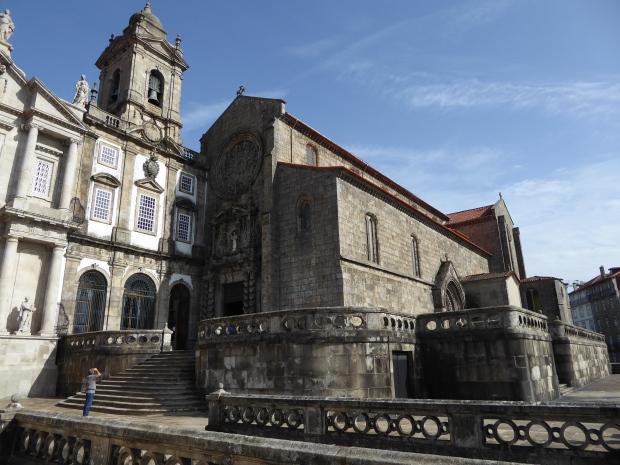 Igreja de San Francisco, Porto, Portugal